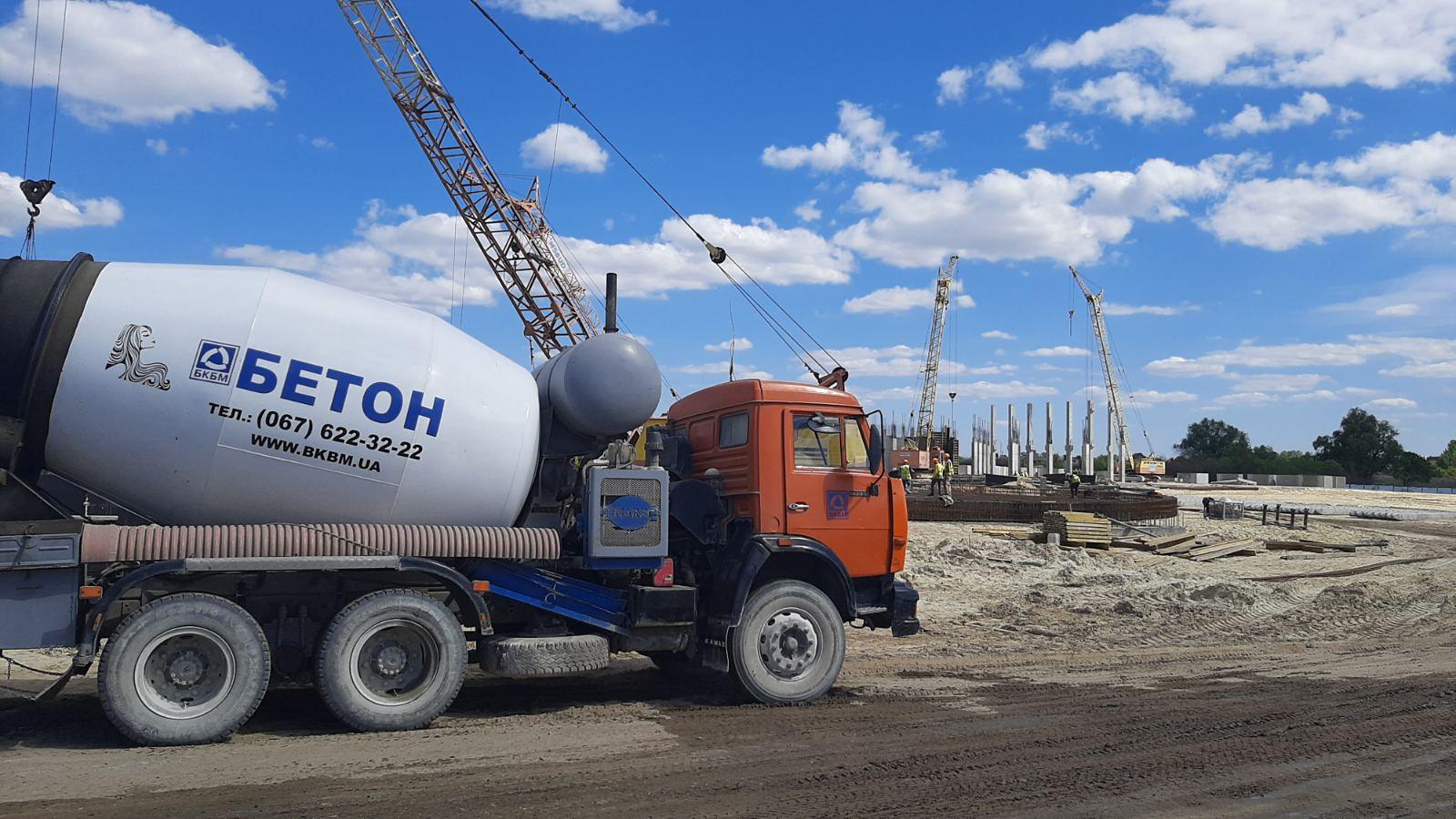 купить бетон по низким ценам
