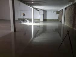 Пример применения товарного бетона производства БКБМ